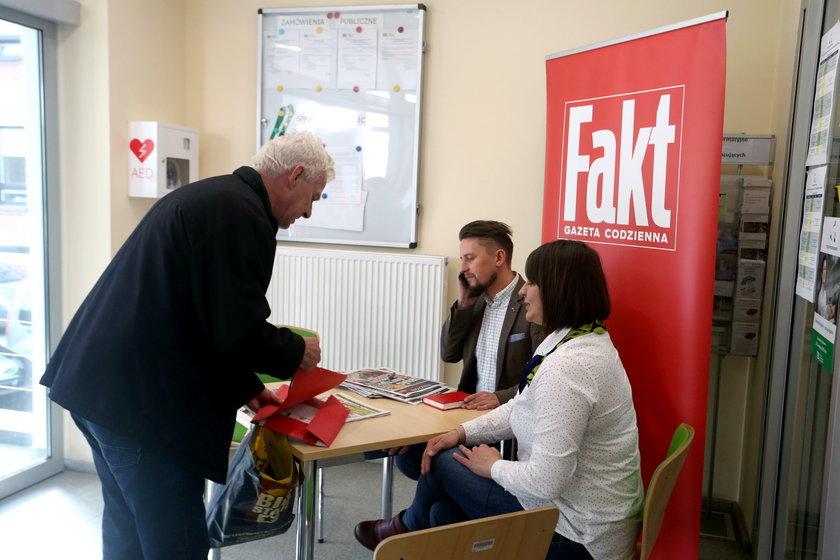 Nasi eksperci z ZUS Aleksandra Wótkowska i Krzysztof Cieszyński dwie godziny odpowiadali na pytania naszych Czytelników