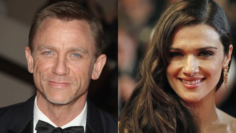 Daniel Craig ożenił się z Rachel Weisz