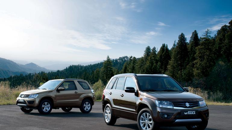 Nowe Suzuki Grand Vitara już w sprzedaży
