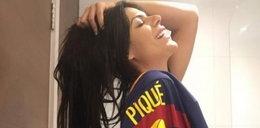 Miss Pośladków uwodzi Pique. Co na to Shakira?!