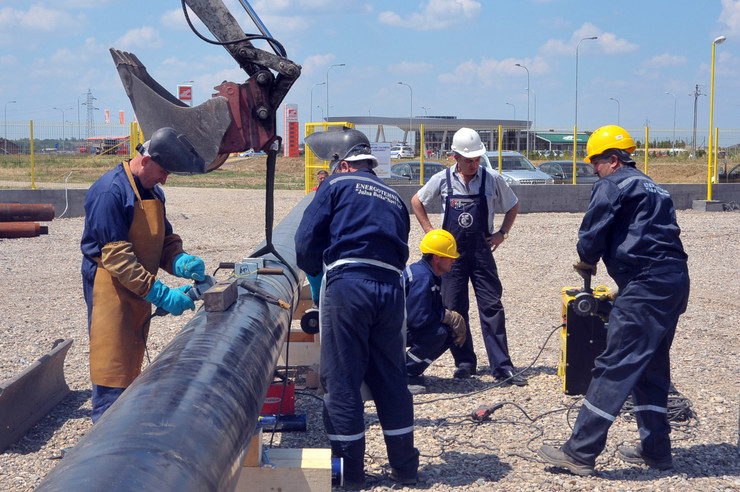 gasovod semberija