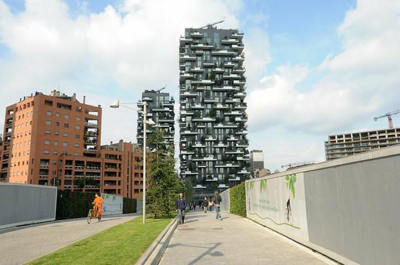 Ova zgrada je idealno rešenje za gradove budućnosti