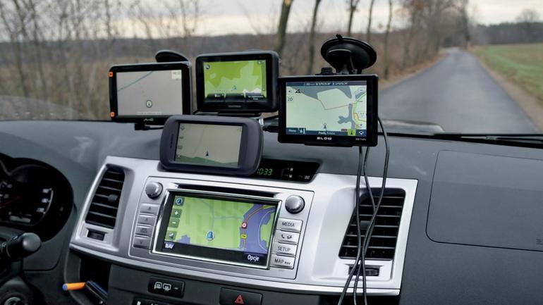 10 najpopularniejszych nawigacji GPS