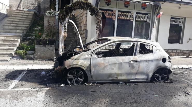 automobil Nikola Jelić podmetnuti požar Nova Varoš