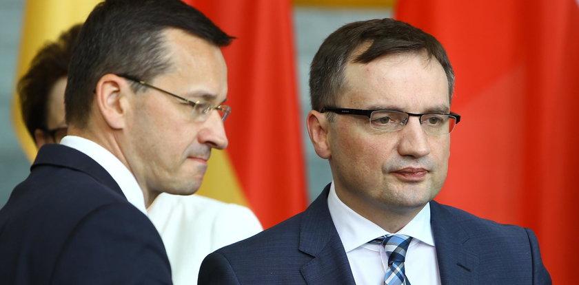 Morawiecki i Ziobro tracą wpływy?