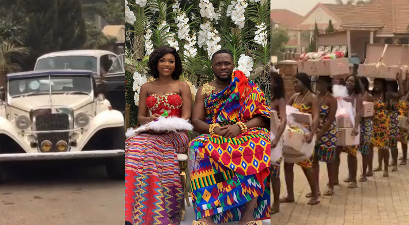 """God punish poverty"" - Social media reacts to Despite's son's extravagant wedding (VIDEO)"