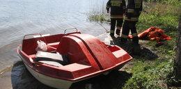 Zginęli na wyprawie rowerkiem wodnym