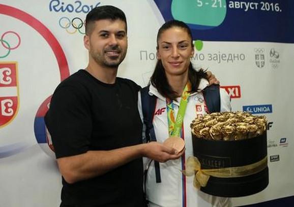 Ivana sa bivšim verenikom Vladimirom