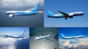 Dlaczego w symbolach samolotów Boeinga występuje cyfra siedem?