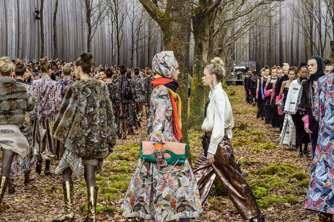 Šanelova začarana šuma izazvala je burne reakcije: Jedni su oduševljeni, a drugi...