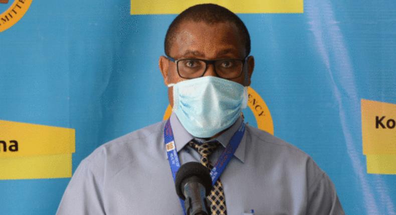 Public Health Director Dr Francis Kuria