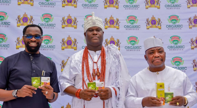 Ooni unveils COVID-19 herbal drugs