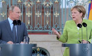 Niemcy znów stawiają na Rosję. Czy unijne sankcje działają?