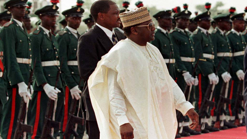 The late General Sani Abacha, who died in 1998, is notorious for having overseen the massive looting of the nation's treasury [Reuters]