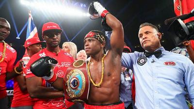 Paul Dogboe: I gave Isaac Dogboe everything a father could give a son