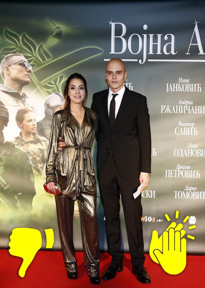 Lea Savin i Miodrag Dragičević