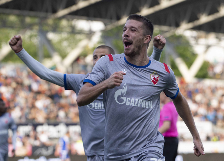 Dušan Jovančić. FK Crvena zvezda, FK Helsinki