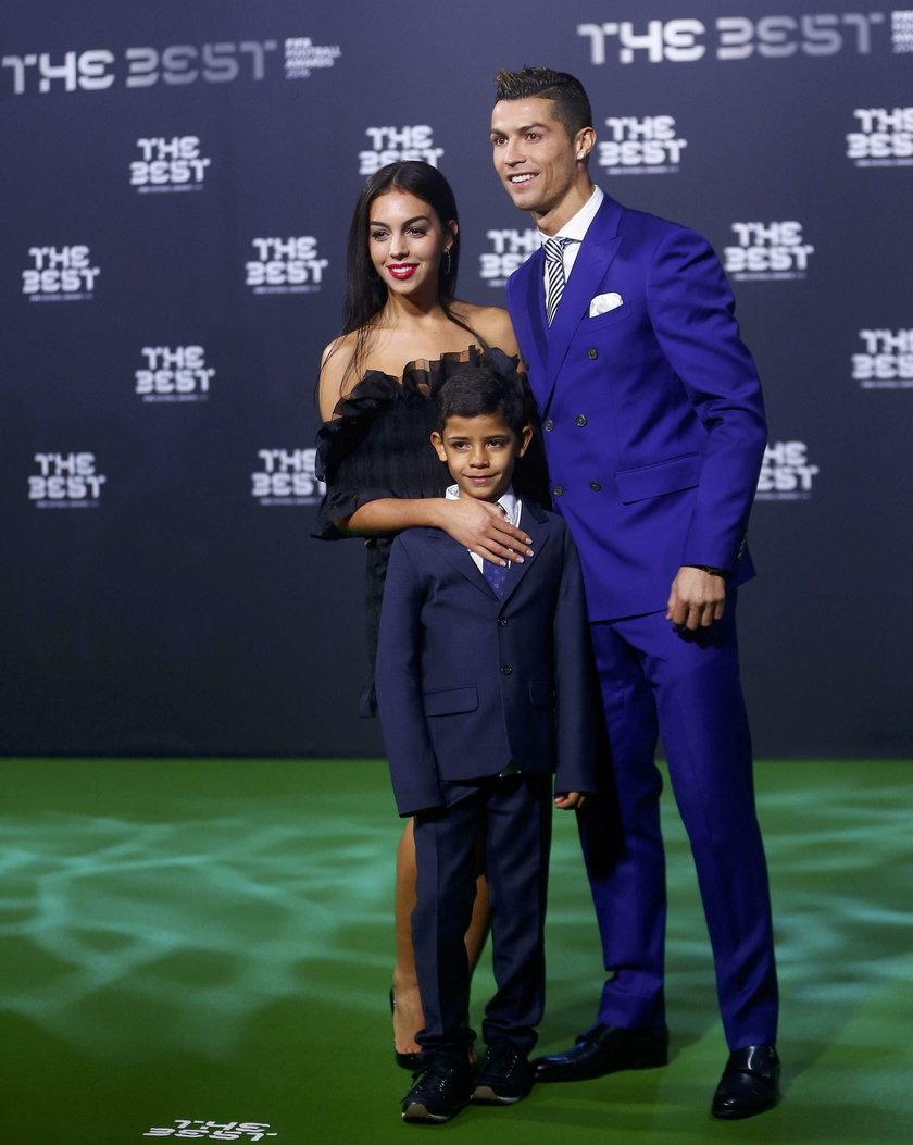 Cristiano Ronaldo – jego partnerka Georgina Rodriguez straciła pracę