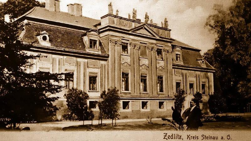 Pałac w Siedlcach pod Lubinem