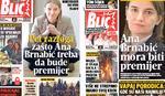 """NAJBOLJE REŠENJE ZA PREMIJERA Zašto je """"Blic"""" danima podržavao Anu Brnabić"""
