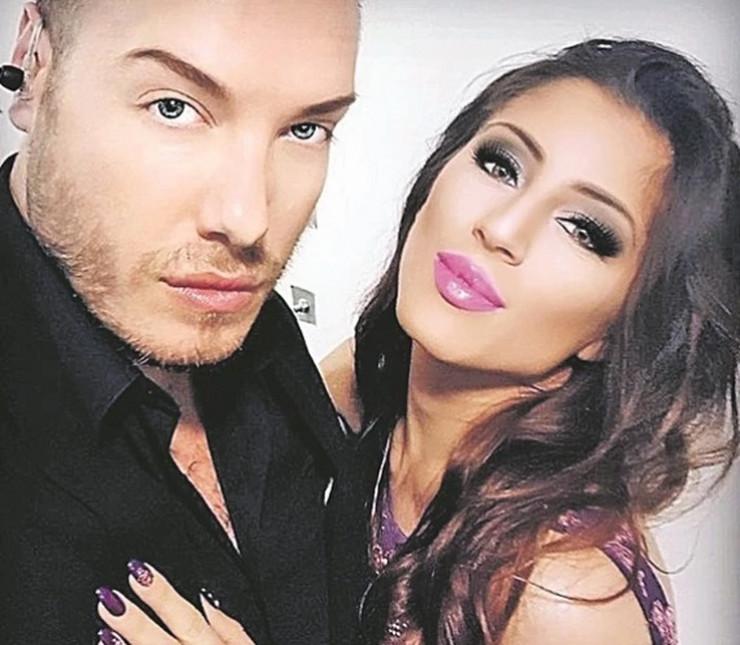 Mirko Gavrić i Dragana Rakčević