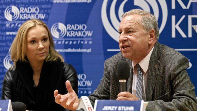 Jerzy Stuhr, fot. Michał Łepecki / Agencja Gazeta