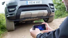 Zdalnie sterowany Range Rover Sport