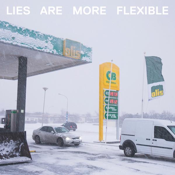 "GusGus, ""Lies Are More Flexible"" - okładka"
