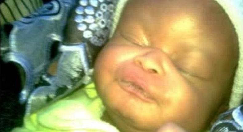 A new born was stolen from the mother and could have been sold