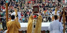Wielkie święto w Łagiewnikach
