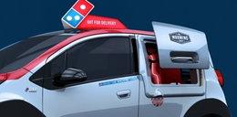 Auto z piekarnikiem. Przełom w dostawie pizzy