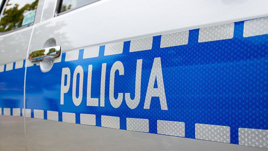 Policja zatrzymała kierowcę