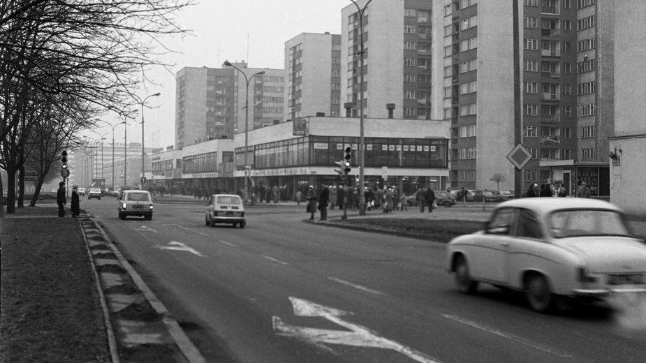 Płock, lata 70