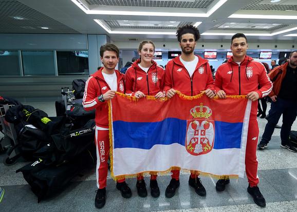 Srpski takmičari koji će učestvovati na Zimksim olimpijskim igrama