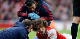 Piłkarze Arsenalu naruszyli zasady izolacji