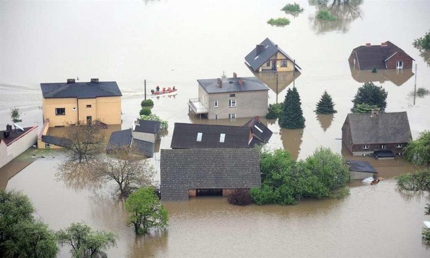 Zasiłki dla powodzian będą szybciej