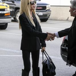 Donatella Versace coraz bardziej chudnie