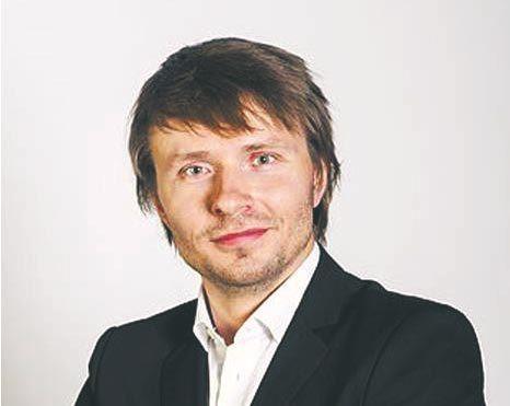 Radosław Płonka, adwokat, ekspert prawny Business Centre Club