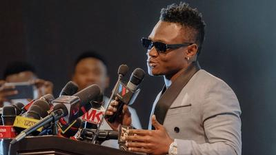 Singer Mbosso opens up on rare condition he has been battling since childhood