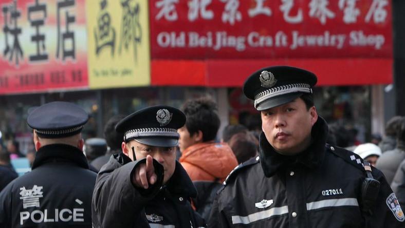 Dziennikarz Bloomberg News pobity w Pekinie