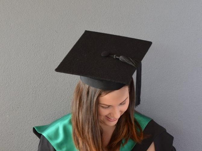 Diplomirala je i napravila posebnu sliku koja je osvojila ceo svet