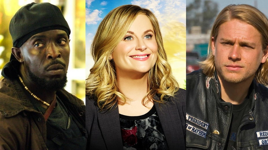 """""""The Wire""""/""""Parks and Recreation""""/""""Synowie Anarchii"""""""