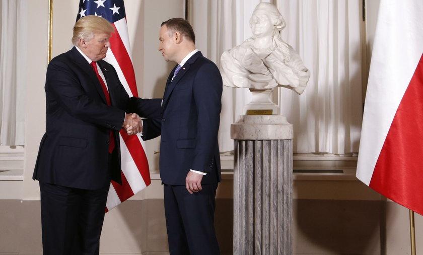 Duda spotka się z Trumpem? Doradca prezydenta USA odpowiada
