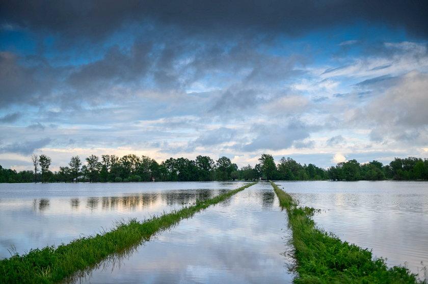 Czy powódź uniemożliwi głosowania?