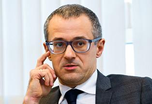 Przemysław Bobak, I radca w departamencie współpracy ekonomicznej MSZ