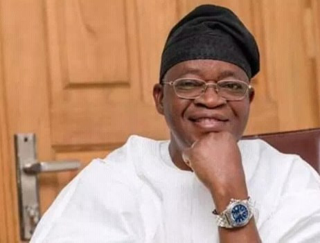 Gboyega Oyetola of the APC won the Osun governorship vote by the slimmest of margins (Punch)