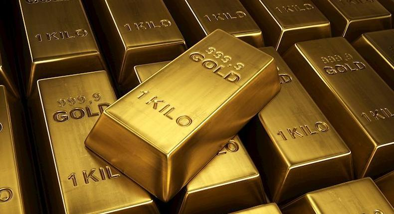 Ghana takes over from South Africa as the top gold producer in Africa, report says