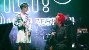 Michał Wiśniewski śpiewa na jednej scenie ze swoją córką