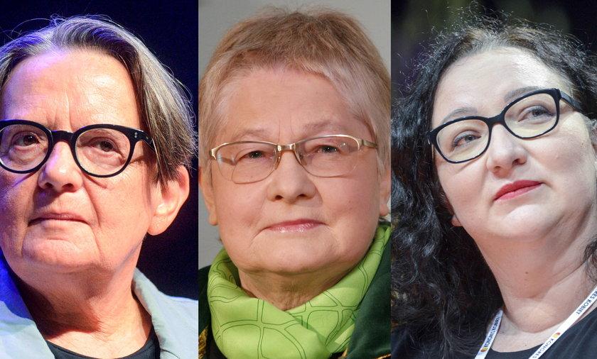 Apel do Kamali Harris podpisały między innymi: Agnieszka Holland, Barbara Labuda i Marta Lempart.