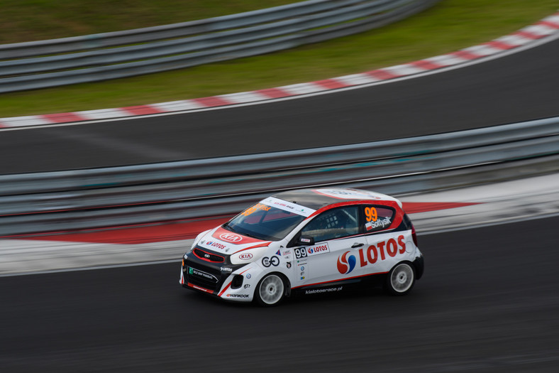 Kia Lotos Race 2017 na Hungaroringu